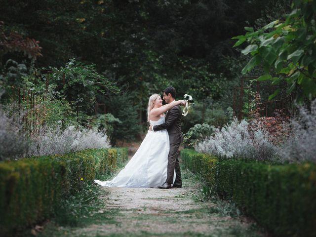 Le mariage de Cécilia et Frédéric