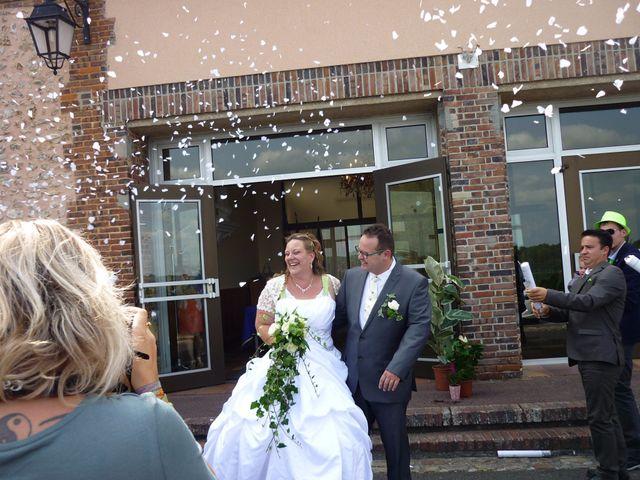 Le mariage de Gregory et Marie-Lyne à Conches-en-Ouche, Eure 27