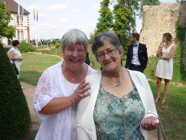 Le mariage de Gregory et Marie-Lyne à Conches-en-Ouche, Eure 28