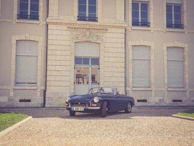 Le mariage de Benoît  et Élodie à Bourges, Cher 16