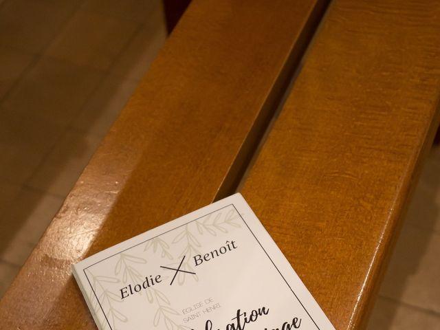 Le mariage de Benoît  et Élodie à Bourges, Cher 25
