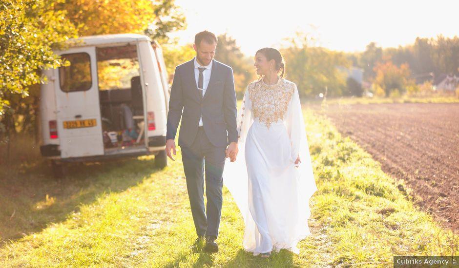 Le mariage de Florian et Najet à Orléans, Loiret