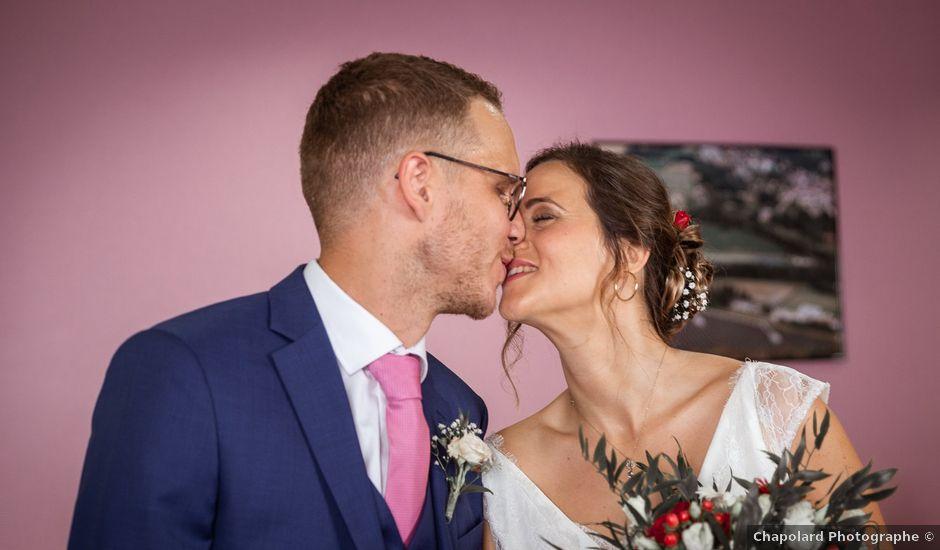 Le mariage de Maxime et Guillemette à Castex-d'Armagnac, Gers