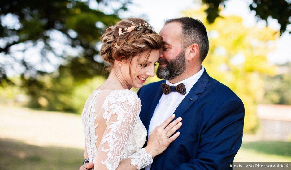 Le mariage de Nicolas et Elodie à Chalais, Charente
