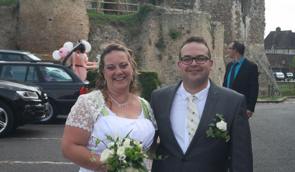 Le mariage de Gregory et Marie-Lyne à Conches-en-Ouche, Eure