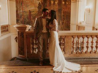 Le mariage de Anne-Laure et Valentin