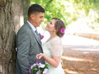 Le mariage de Morgane et Murat