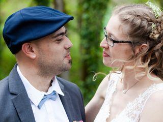 Le mariage de Ophélie et Christopher