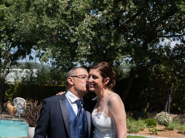 Le mariage de Julien et Morgane à Montauroux, Var 7
