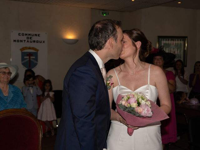 Le mariage de Julien et Morgane à Montauroux, Var 8