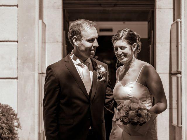 Le mariage de Julien et Morgane à Montauroux, Var 9
