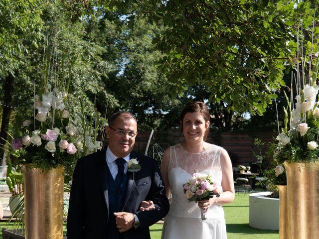 Le mariage de Julien et Morgane à Montauroux, Var 12