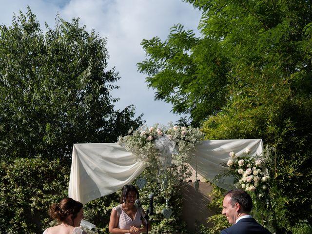 Le mariage de Julien et Morgane à Montauroux, Var 14