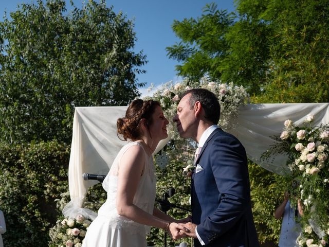 Le mariage de Julien et Morgane à Montauroux, Var 15
