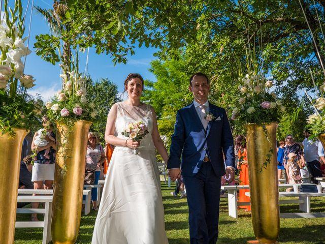 Le mariage de Julien et Morgane à Montauroux, Var 17