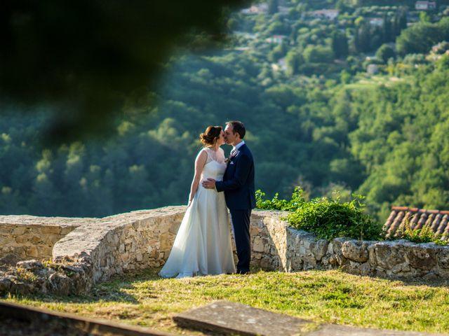 Le mariage de Julien et Morgane à Montauroux, Var 19