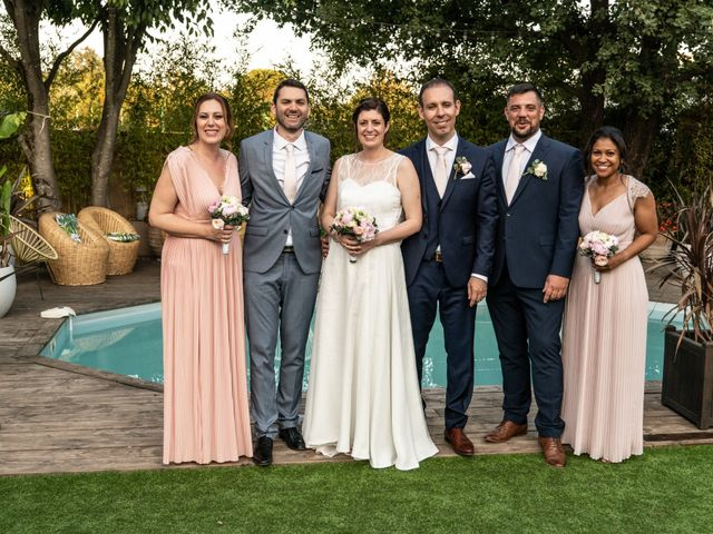 Le mariage de Julien et Morgane à Montauroux, Var 20