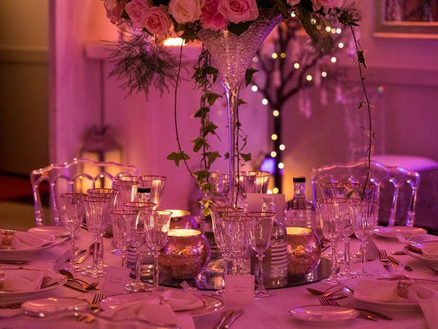 Le mariage de Julien et Morgane à Montauroux, Var 22