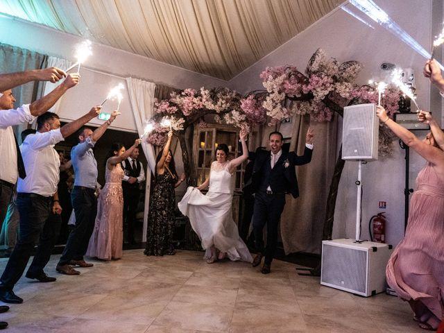 Le mariage de Julien et Morgane à Montauroux, Var 23