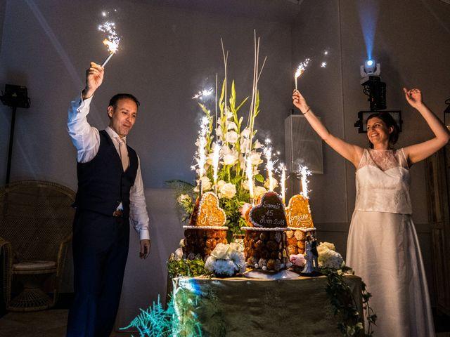 Le mariage de Julien et Morgane à Montauroux, Var 24