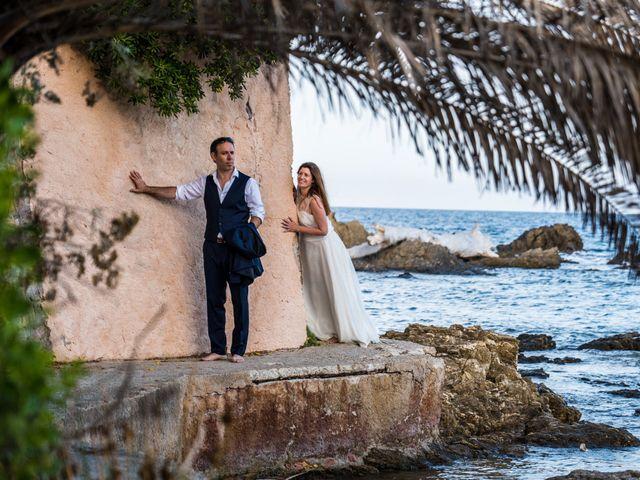 Le mariage de Julien et Morgane à Montauroux, Var 26