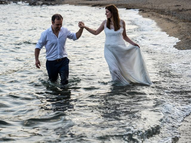 Le mariage de Julien et Morgane à Montauroux, Var 29