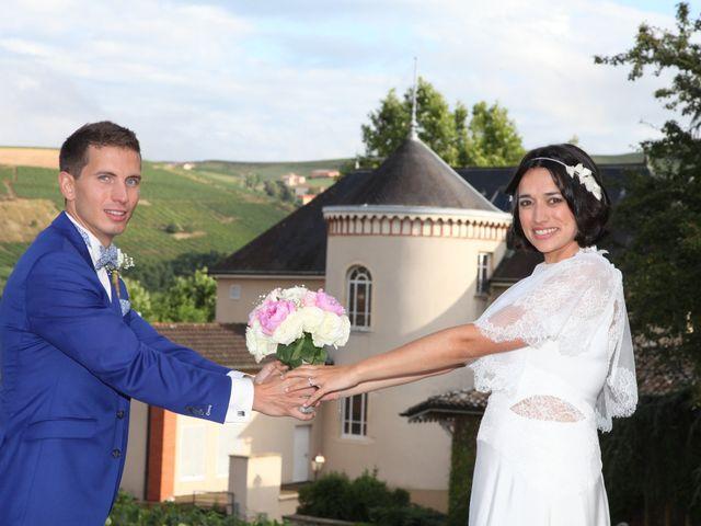 Le mariage de Auriane et Robin
