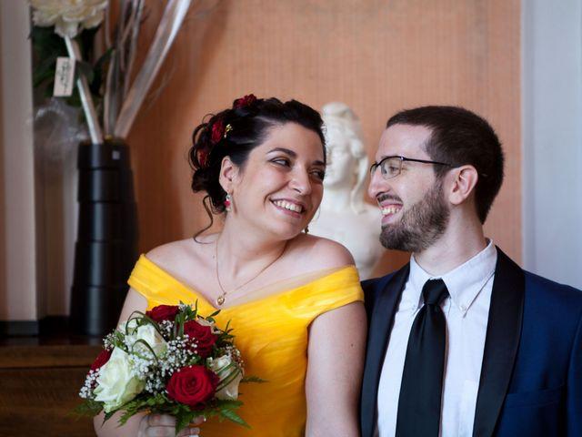 Le mariage de Kevin et Joss à Saint-Pourçain-sur-Besbre, Allier 1
