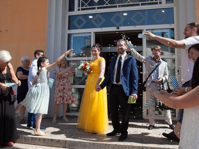 Le mariage de Kevin et Joss à Saint-Pourçain-sur-Besbre, Allier 6