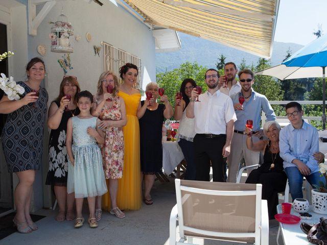 Le mariage de Kevin et Joss à Saint-Pourçain-sur-Besbre, Allier 8