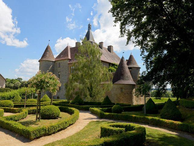 Le mariage de Kevin et Joss à Saint-Pourçain-sur-Besbre, Allier 11