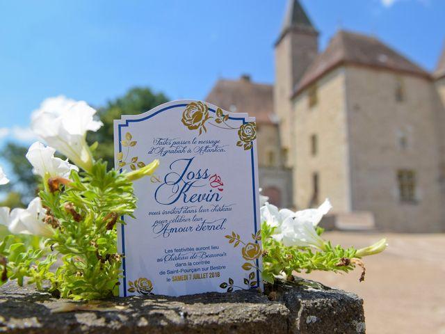 Le mariage de Kevin et Joss à Saint-Pourçain-sur-Besbre, Allier 15