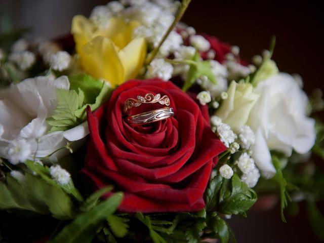 Le mariage de Kevin et Joss à Saint-Pourçain-sur-Besbre, Allier 36