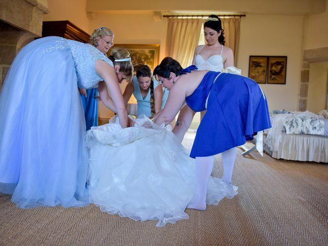 Le mariage de Kevin et Joss à Saint-Pourçain-sur-Besbre, Allier 42