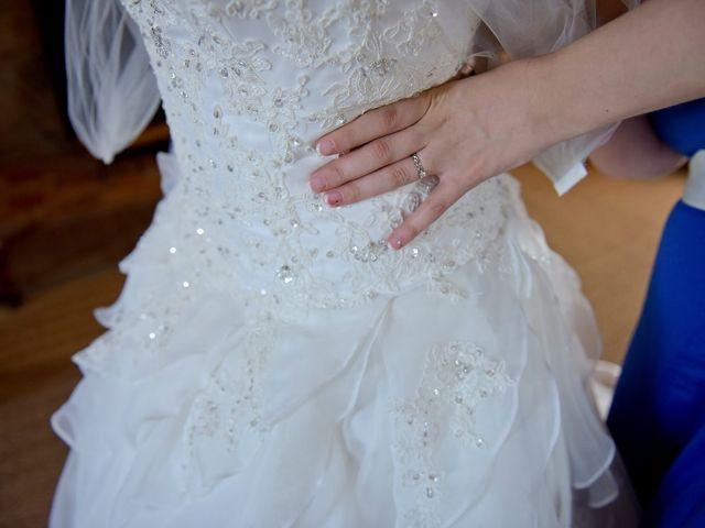 Le mariage de Kevin et Joss à Saint-Pourçain-sur-Besbre, Allier 44