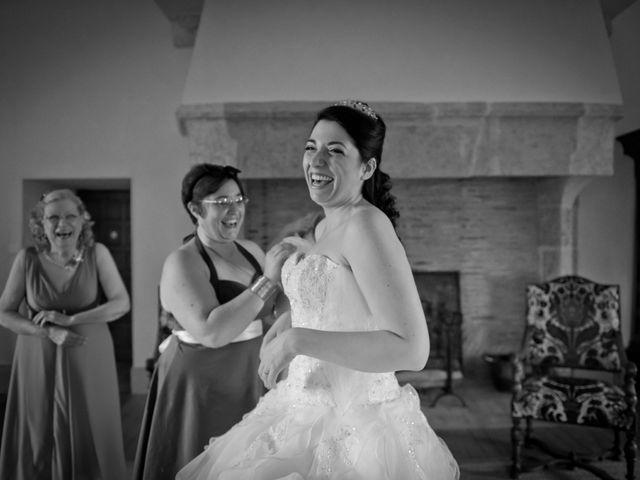 Le mariage de Kevin et Joss à Saint-Pourçain-sur-Besbre, Allier 45