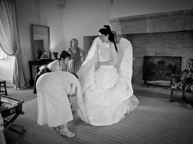 Le mariage de Kevin et Joss à Saint-Pourçain-sur-Besbre, Allier 47