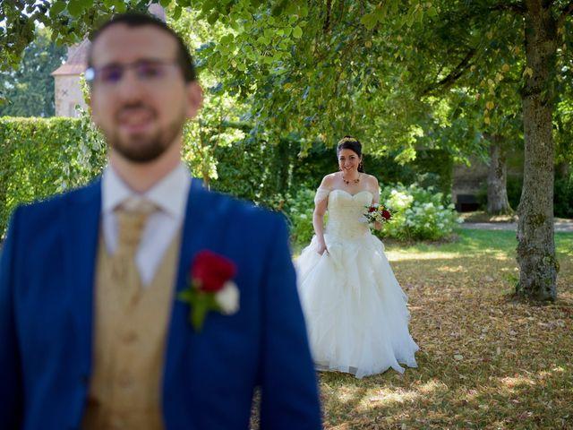 Le mariage de Kevin et Joss à Saint-Pourçain-sur-Besbre, Allier 56