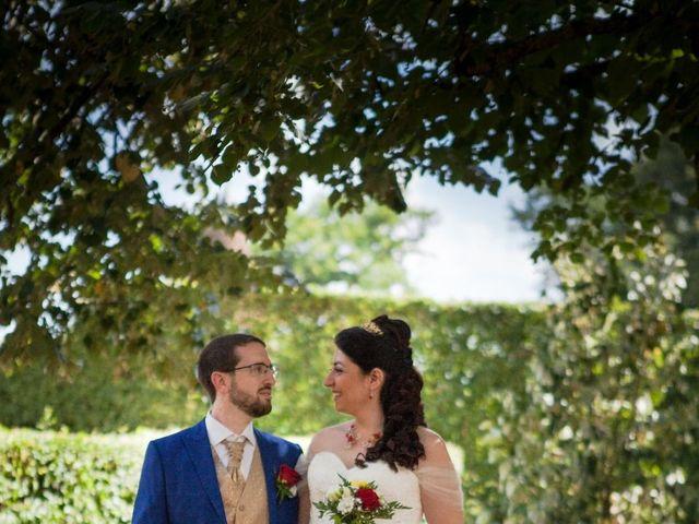 Le mariage de Kevin et Joss à Saint-Pourçain-sur-Besbre, Allier 60