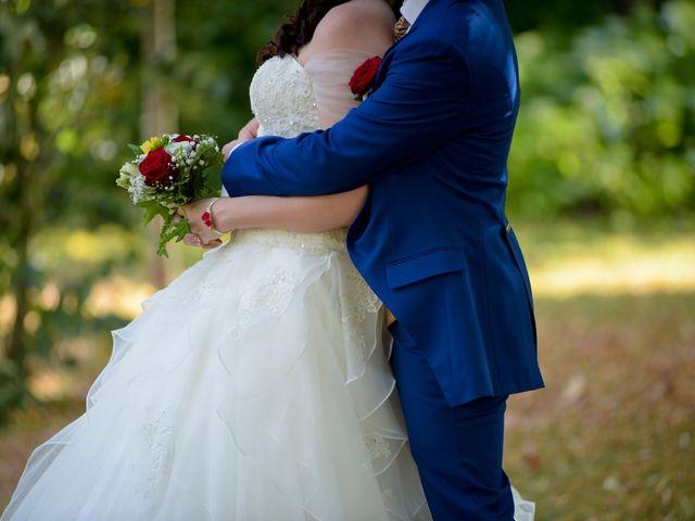 Le mariage de Kevin et Joss à Saint-Pourçain-sur-Besbre, Allier 62