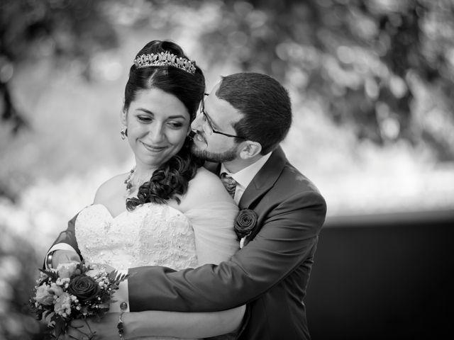 Le mariage de Kevin et Joss à Saint-Pourçain-sur-Besbre, Allier 64