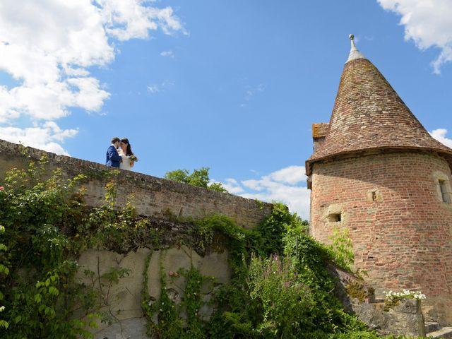 Le mariage de Kevin et Joss à Saint-Pourçain-sur-Besbre, Allier 67