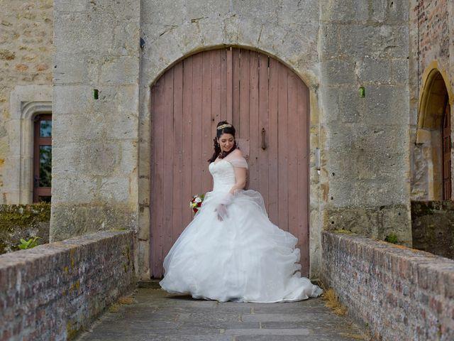 Le mariage de Kevin et Joss à Saint-Pourçain-sur-Besbre, Allier 68
