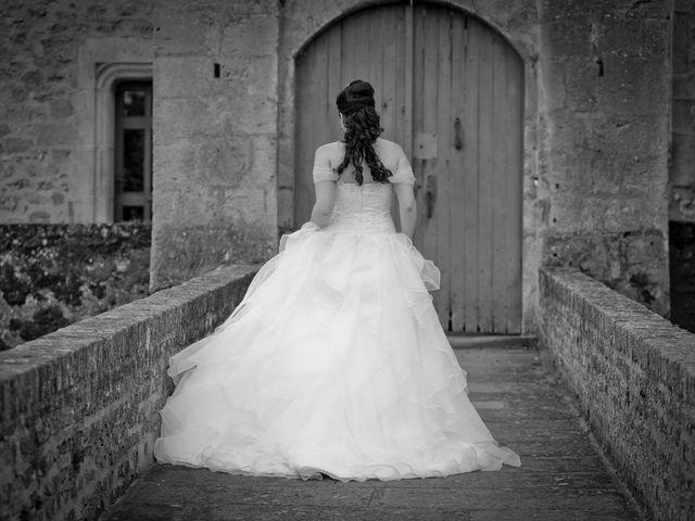 Le mariage de Kevin et Joss à Saint-Pourçain-sur-Besbre, Allier 69