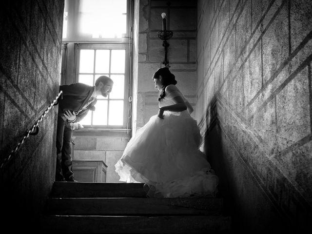 Le mariage de Kevin et Joss à Saint-Pourçain-sur-Besbre, Allier 74