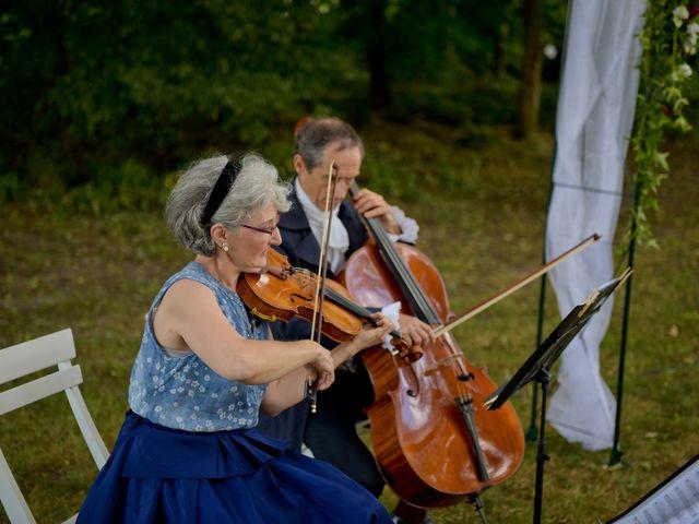Le mariage de Kevin et Joss à Saint-Pourçain-sur-Besbre, Allier 77