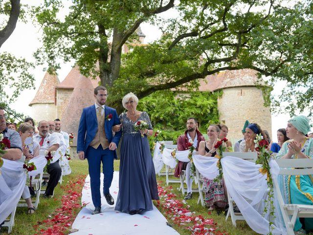 Le mariage de Kevin et Joss à Saint-Pourçain-sur-Besbre, Allier 79