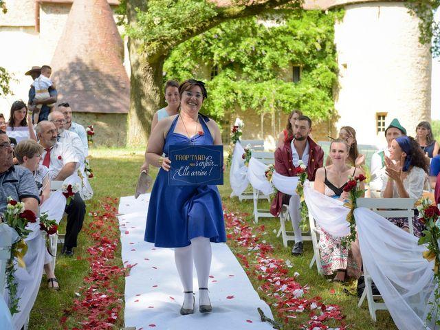 Le mariage de Kevin et Joss à Saint-Pourçain-sur-Besbre, Allier 80