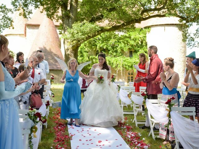 Le mariage de Kevin et Joss à Saint-Pourçain-sur-Besbre, Allier 82