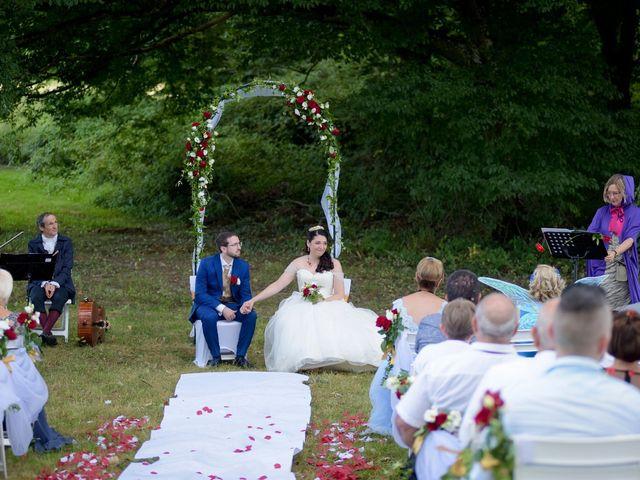 Le mariage de Kevin et Joss à Saint-Pourçain-sur-Besbre, Allier 85